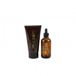 Pack ICON India Curl Cream + Aceite India Oil