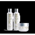Champu organic 250 ml + Acondicionador 250 ml + Tratamiento organic